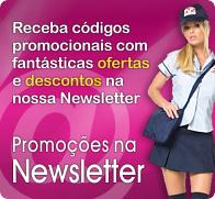 Promoções na Newsletter